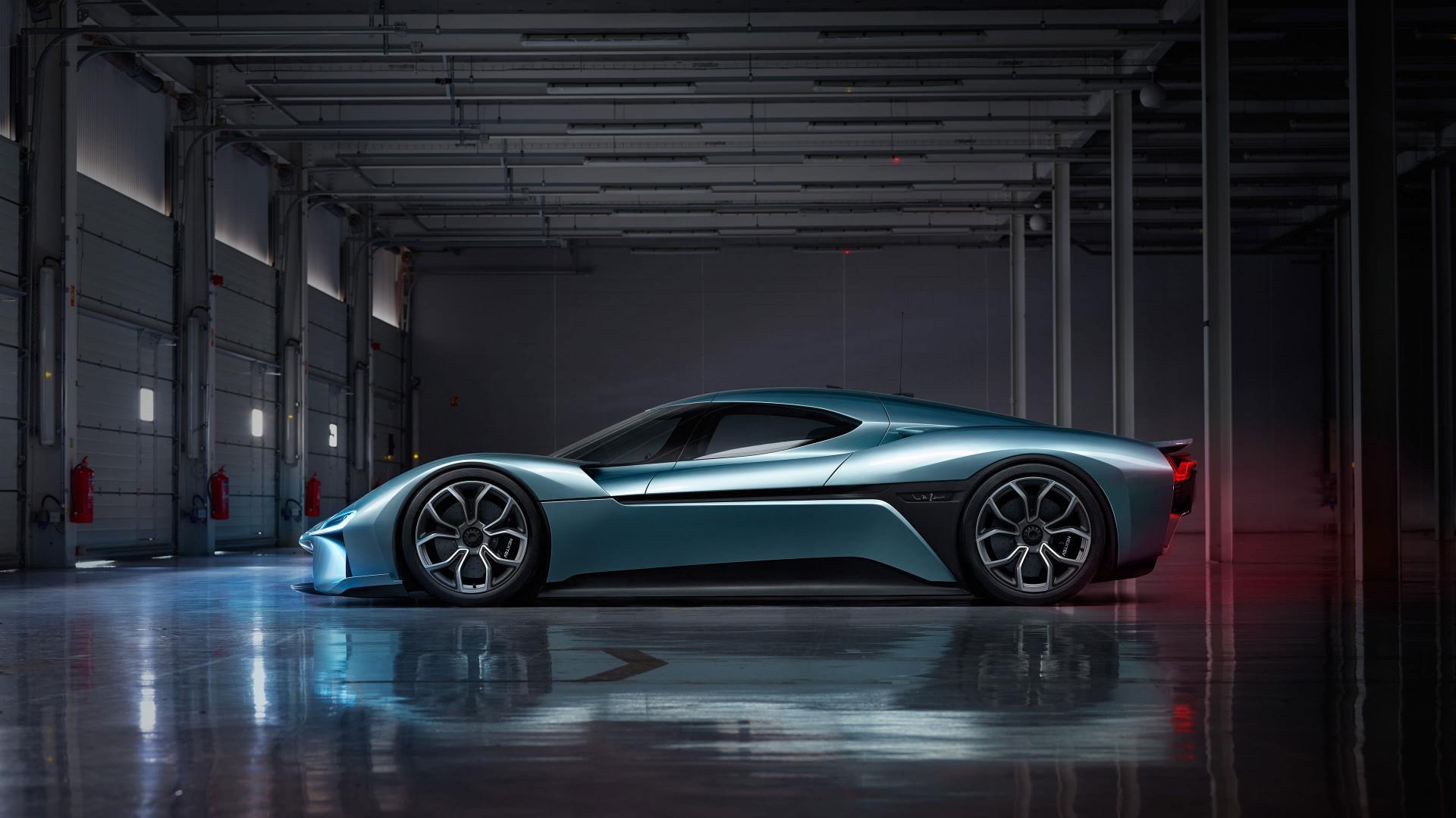 Nio Electric Car Kerry Panaggio Fashion Stylist